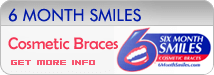 Fort Lauderdale Cosmetic Dentist is certified in 6 Month Smiles